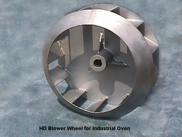 Commercial Blower Bearings : Components